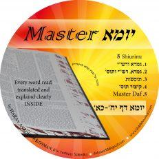 Master Yoma 18-21