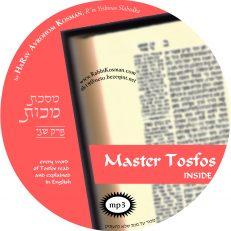 Master Tosfos Makkos Perek 2