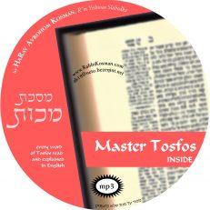 Master Tosfos Makkos